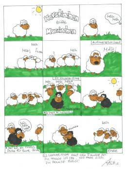 Horstinchen trifft Marninchen